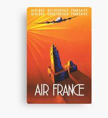 Air France 1 Canvas Print