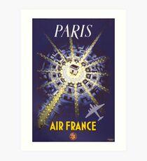 Air France 2 Art Print