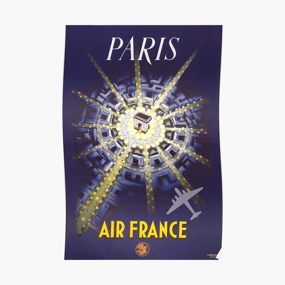 Air France 2 Poster