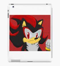 Shadow Hedgehog iPad Case/Skin