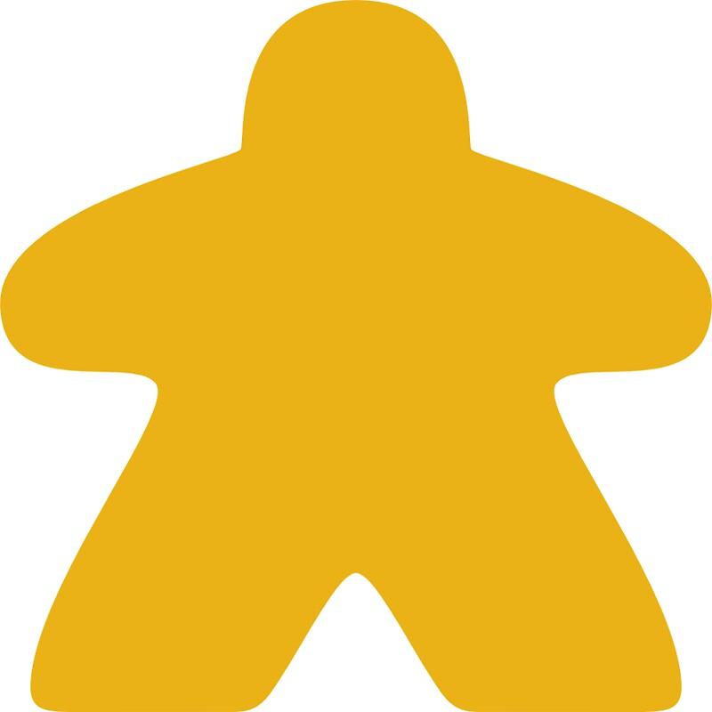 17072231 Yellow Meeple on S Spiral Border Green