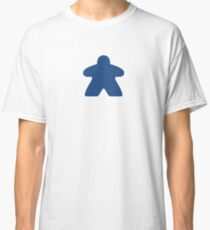 Blue Meeple Classic T-Shirt