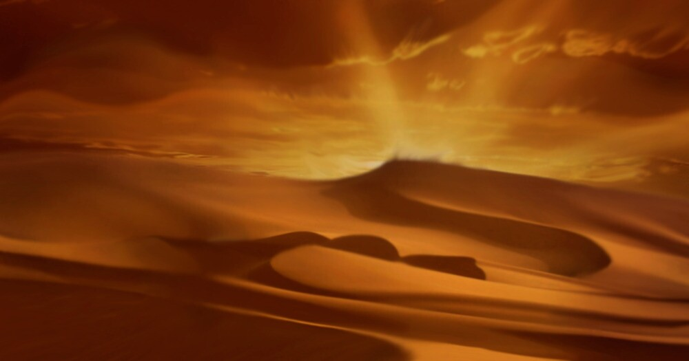 Sand by Cliff Vestergaard