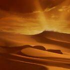 Sand by Cliff Vestergaard