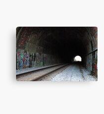 Henryton Tunnel Canvas Print