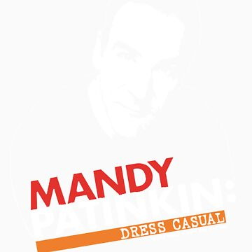 Mandy Patinkin  by JrGhostbuster
