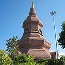 Wat Phu Khao - Sahatsakhan, Kalasin by Hugh Fathers