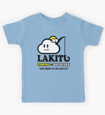 LAKITU TOWING Kids Clothes