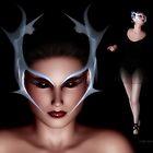 Black Swan by Andrea Maréchal
