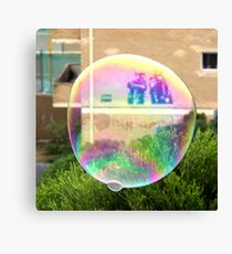 Bondi Bubble Canvas Print