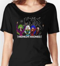 Mitternachts-Verrücktheit Loose Fit T-Shirt