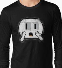 Shocked Long Sleeve T-Shirt