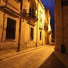 Medina at Night, Malta by Jane McDougall