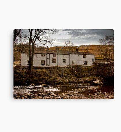 George Inn - Hubberholme Canvas Print