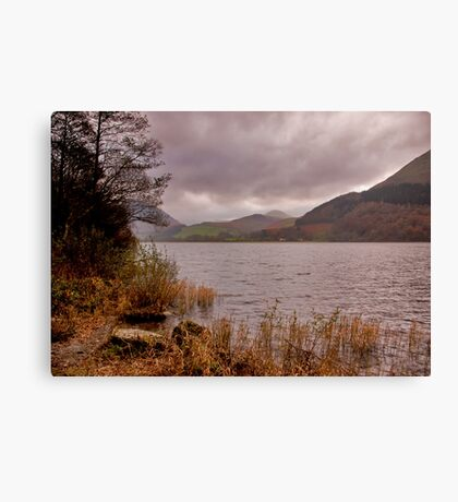 Lake View - Buttermere Canvas Print
