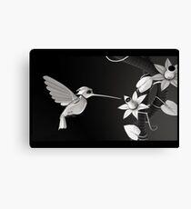 BirdBot - Hi tech nature series (sci-fi) Canvas Print