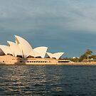 Sydney Opera House, Australia by SusanAdey