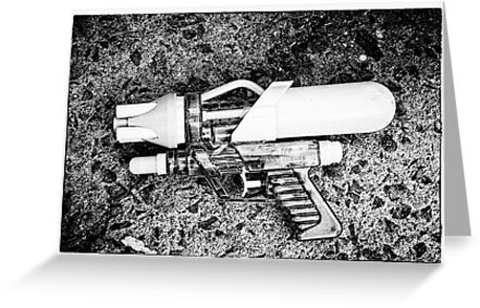 Watergun, Raygun by joerelic37