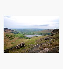 Landscape | Dove Stone Reservoir Photographic Print