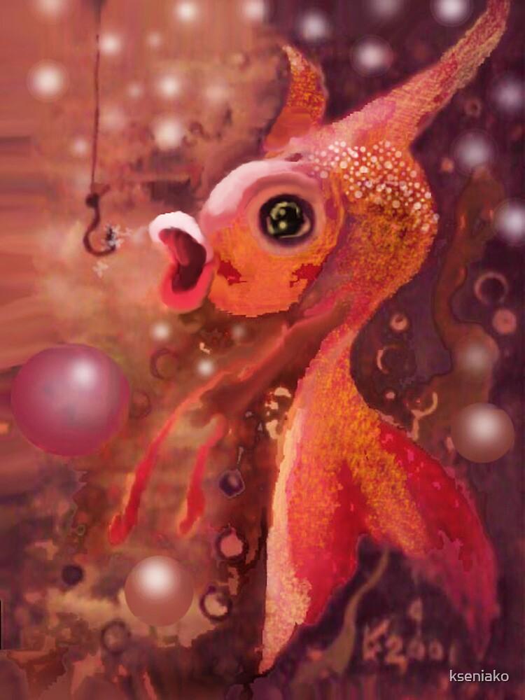 FLYING FISH by kseniako
