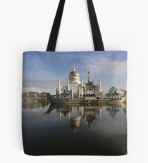 THE NATURE OF MOSQUE Tote Bag