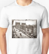 Little Italy NYC Photograph (1908) T-Shirt