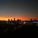 Birmingham Skyline by Ross Jukes
