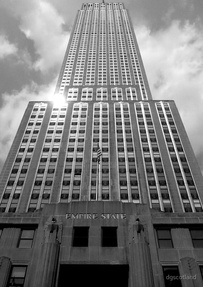 Empire State Building by dgscotland