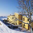 Winter Landscape by catiapancani