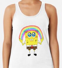 SpongeBobs Imagination Women's Tank Top
