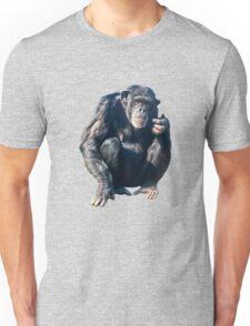 Chimpanzee Unisex T-Shirt
