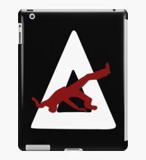 Hangin' in vertigo iPad Case/Skin