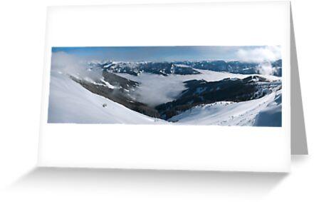 The Clouded Valley by Brendan Schoon