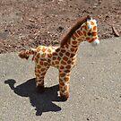Toy Giraffe  by betsy8897