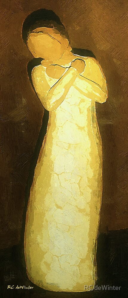 Almost An Angel by RC deWinter