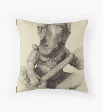 Gnish (tonemapped) Throw Pillow