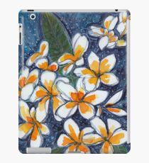 Frangipani - Kerry Beazley iPad Case/Skin