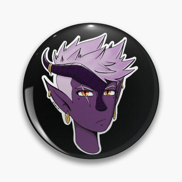 Tiefling Button
