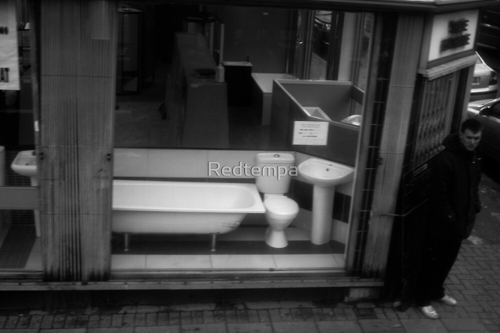 LONDON: VIEWS FROM THE TOP DECK PT 9:  NO SALE by Redtempa