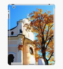 Wieskirche ~ UNESCO World Heritage Site iPad Case/Skin