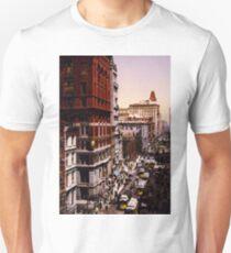 Camiseta unisex Vintage Broadway NYC Photo-Print (1900)
