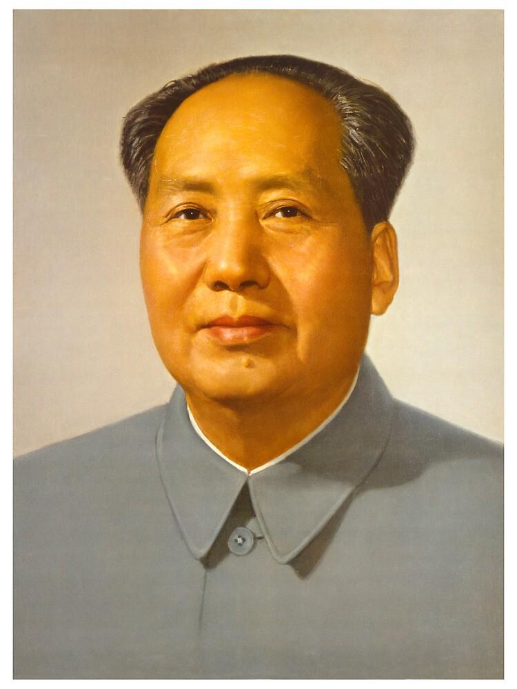 Chairman Mao by Jeff Vorzimmer