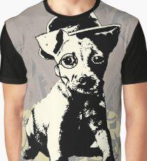 Puppy Warbucks Graphic T-Shirt