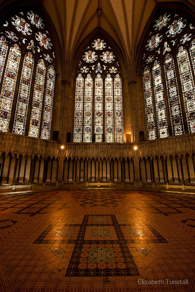 The Chapter House by Elizabeth Tunstall