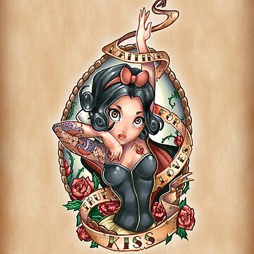 Waiting For Loves True Kiss by TimShumate