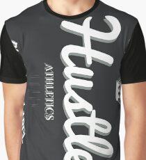 Hustle Athletics Black Label Graphic T-Shirt