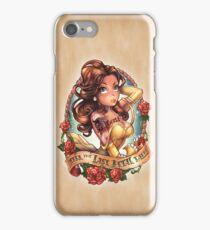 Till the Last Petal Falls iPhone Case/Skin
