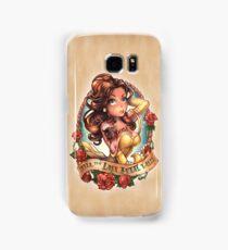 Till the Last Petal Falls Samsung Galaxy Case/Skin