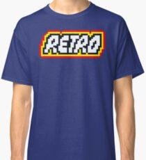 Retro | 8 Bit 80s Geek Classic T-Shirt
