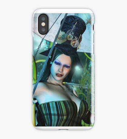 Madhatter dream garden ~ iphone case iPhone Case